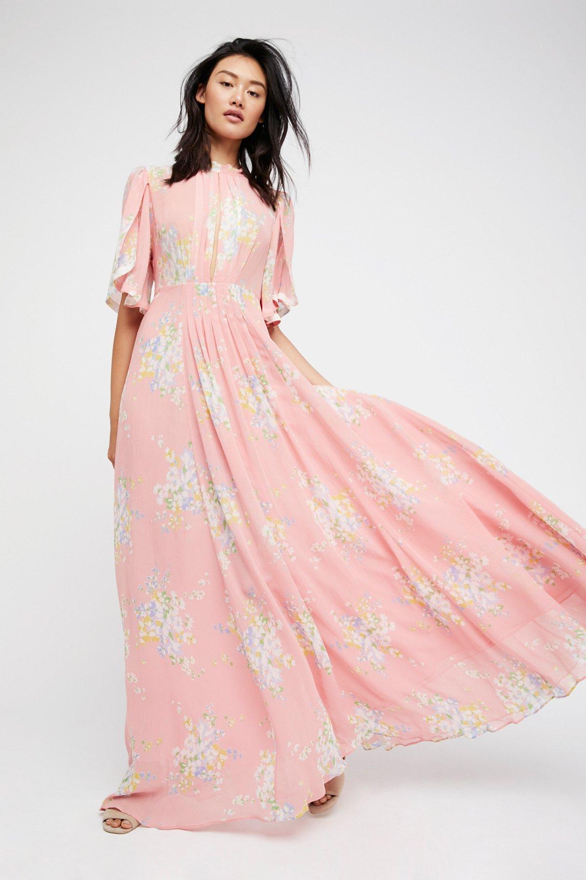 Wildflowers Maxi Dress