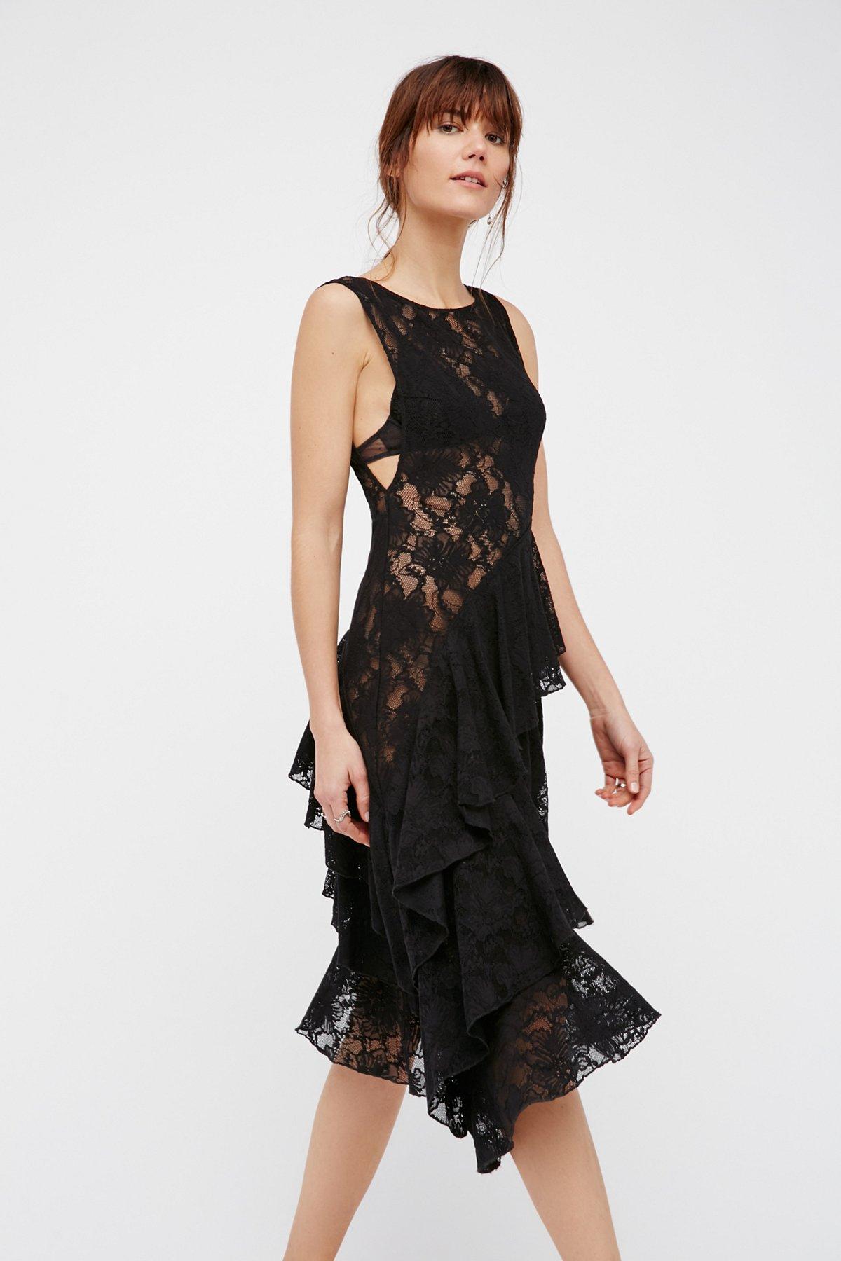 Florence蕾丝衬裙