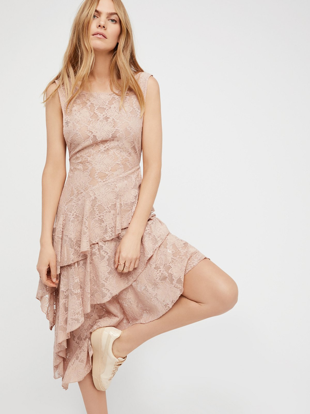 Florence Lace Slip