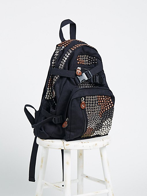 Product Image: Infinity Studded Backpack