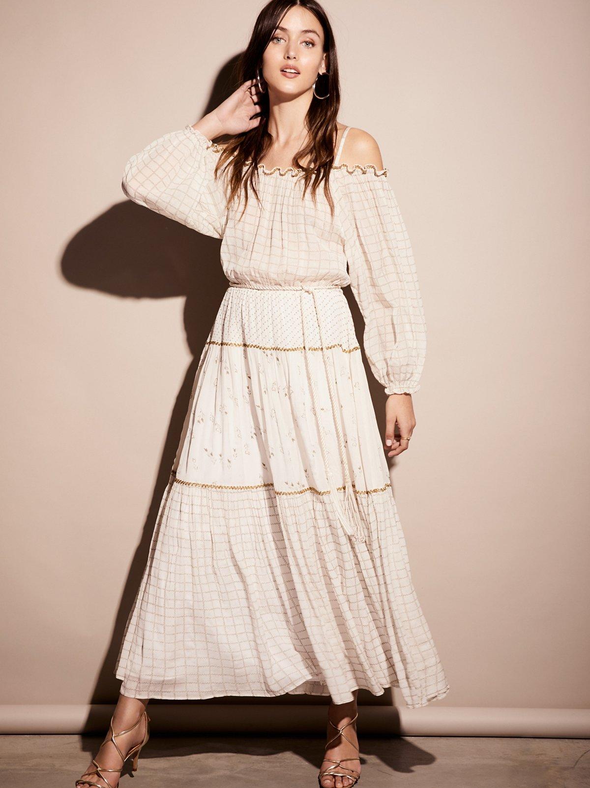 Esmerelda Maxi Dress