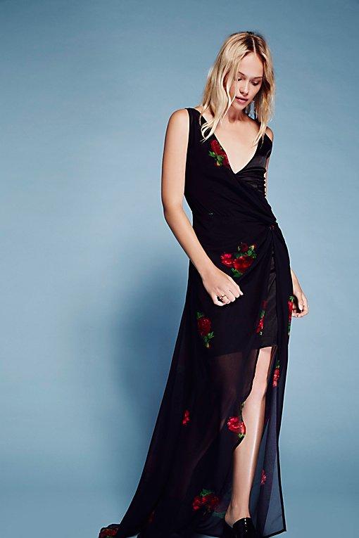 Product Image: Nicole Rose Twist Maxi Dress