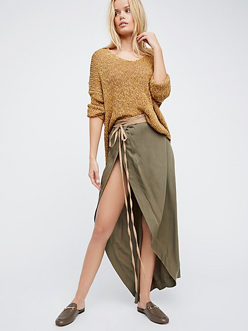 Product Image: Collins Wrap Skirt