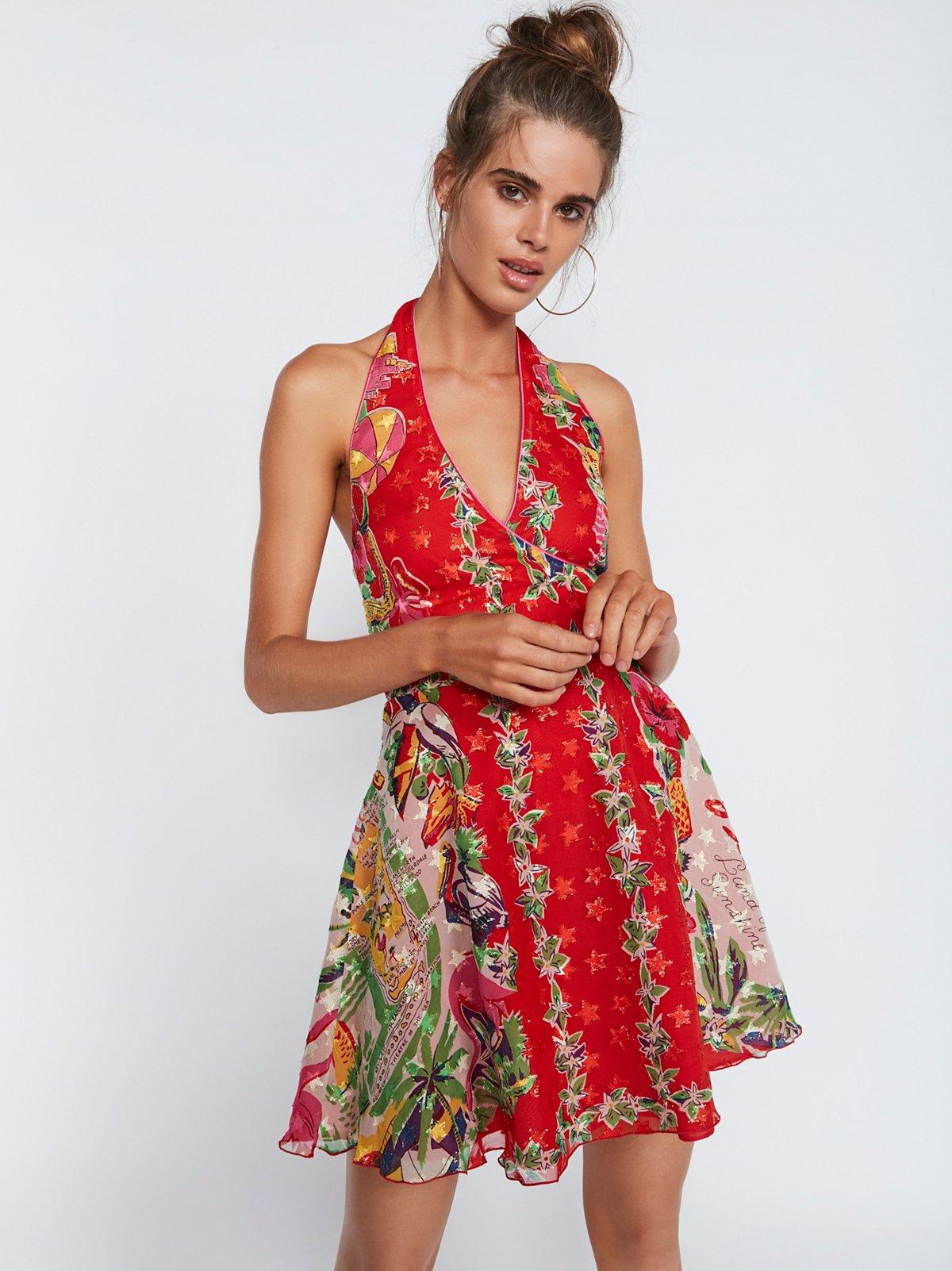 Land of Sunshine Dress