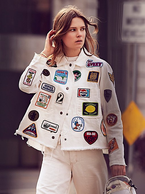Product Image: Girl Gang Jacket