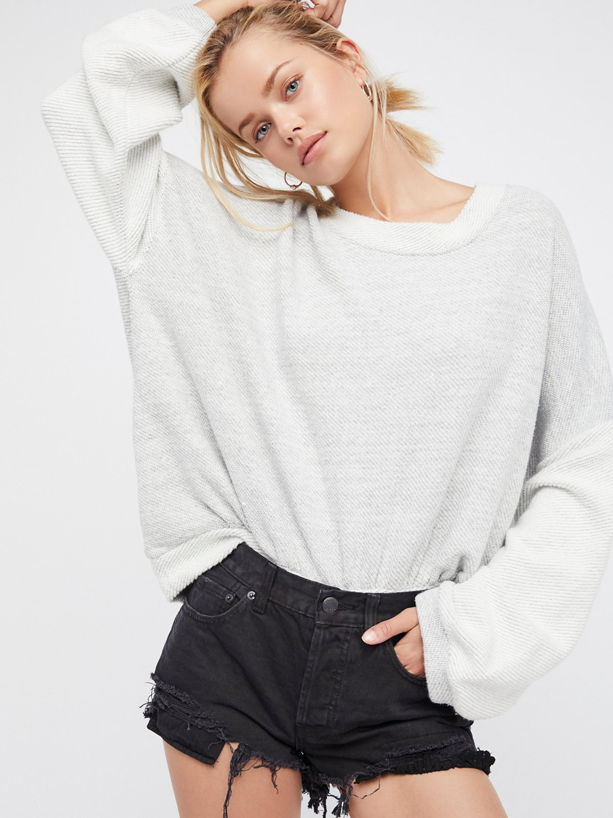 Daisy Chain蕾丝短裤