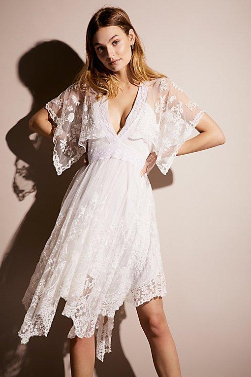 Product Image: Mathilda限量版白色礼服