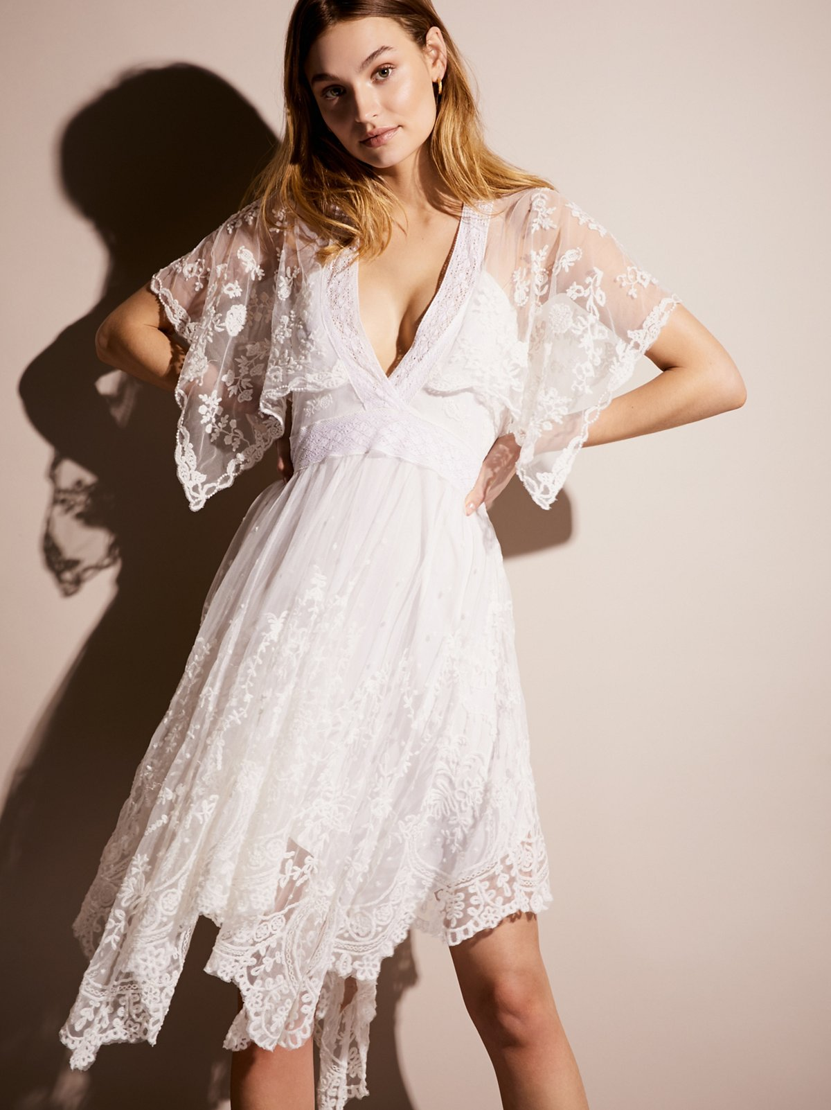 Mathilda Limited Edition White Gown