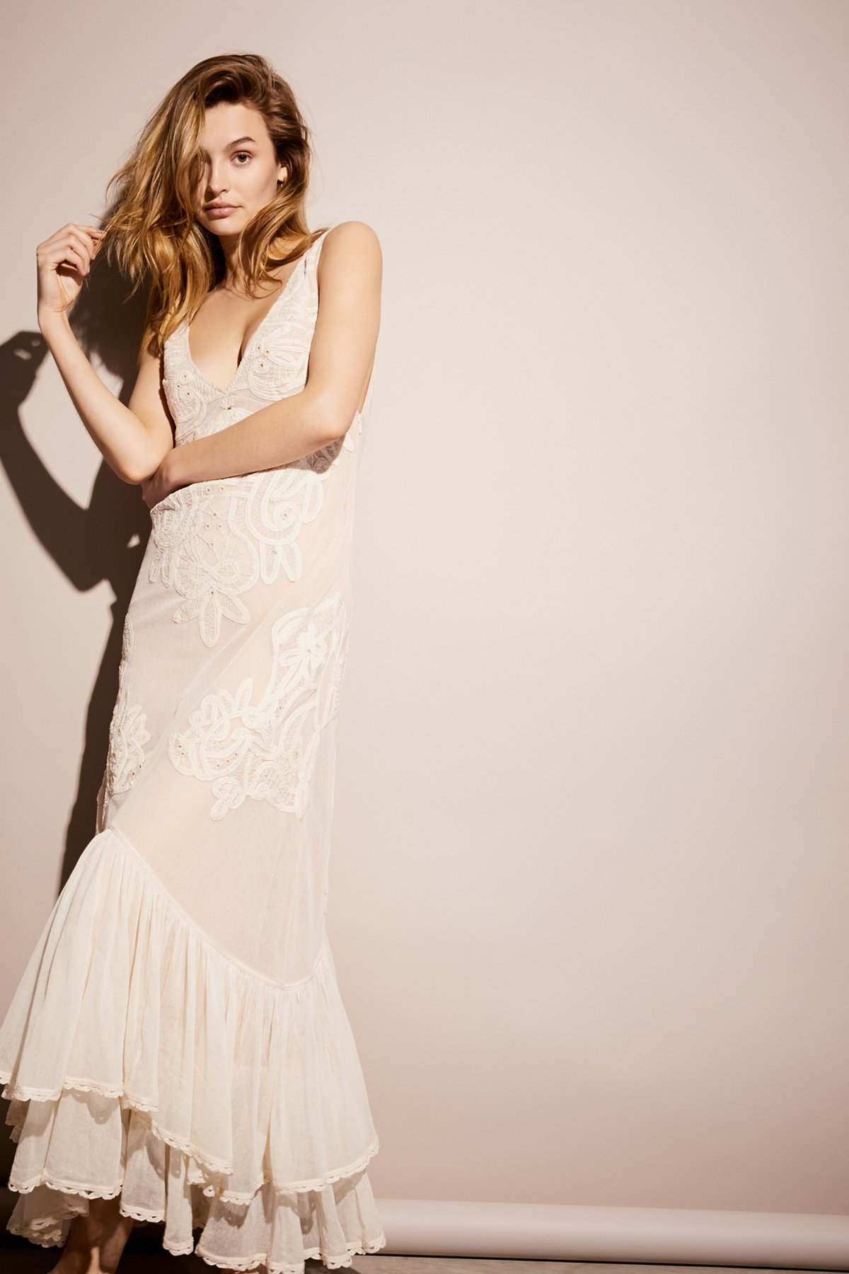 Alissa's Limited Edition White Dress