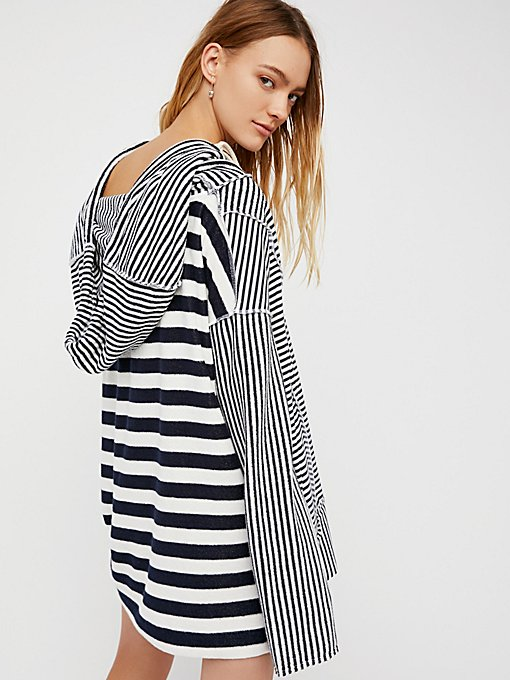 Product Image: Shoulders and Stripes Hoodie