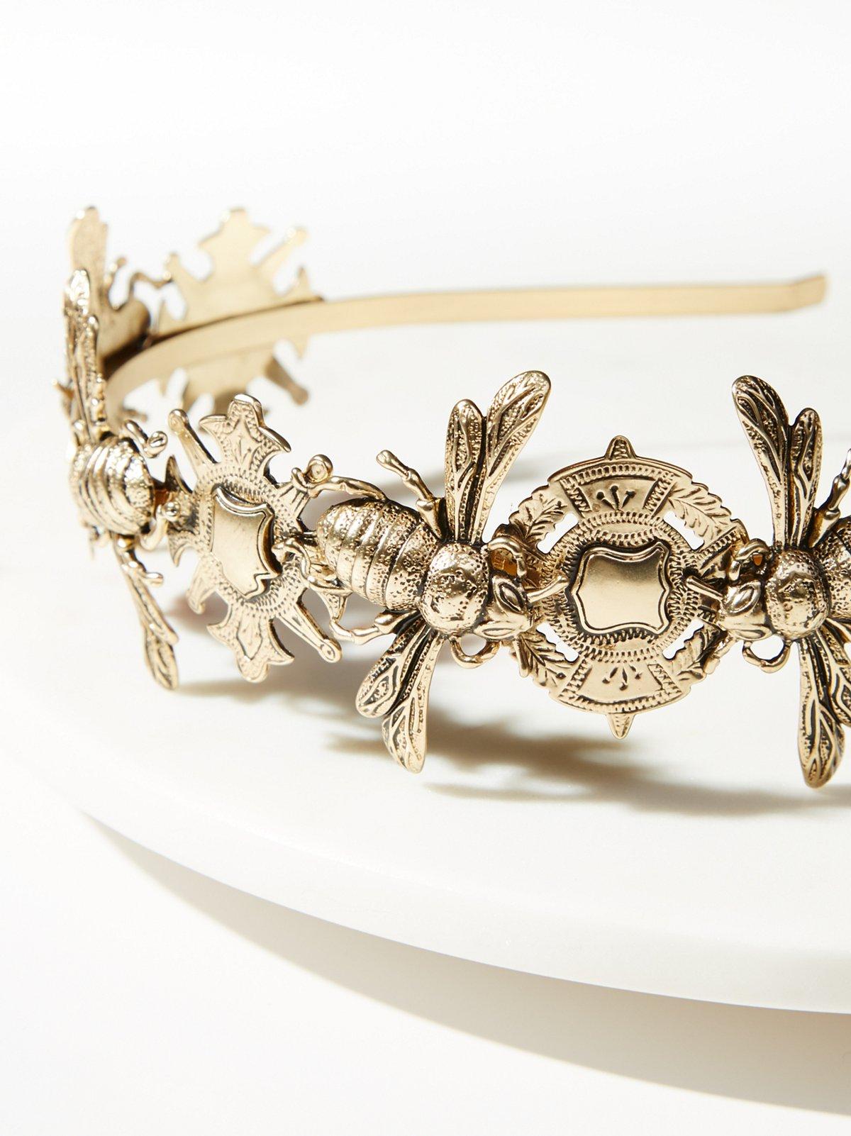 Queen Bee Headpiece