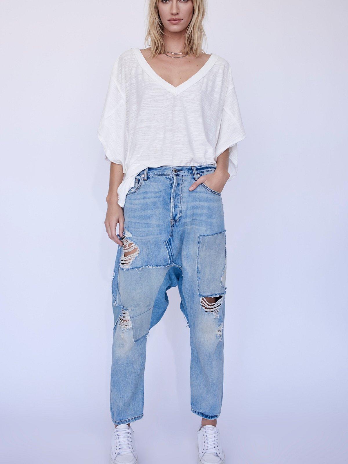 Blazing Summer Hareem Jeans