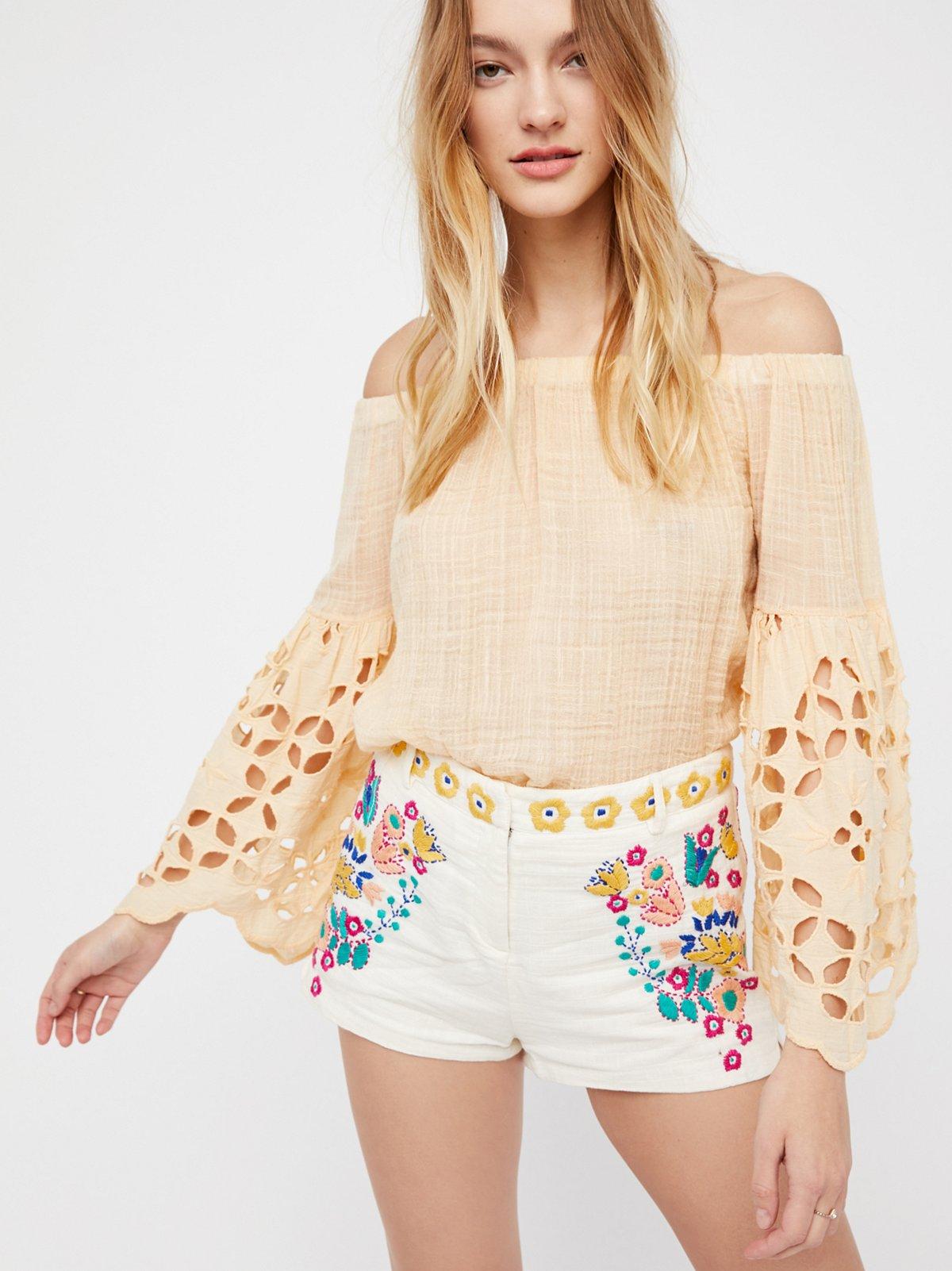 Alyssa短裤
