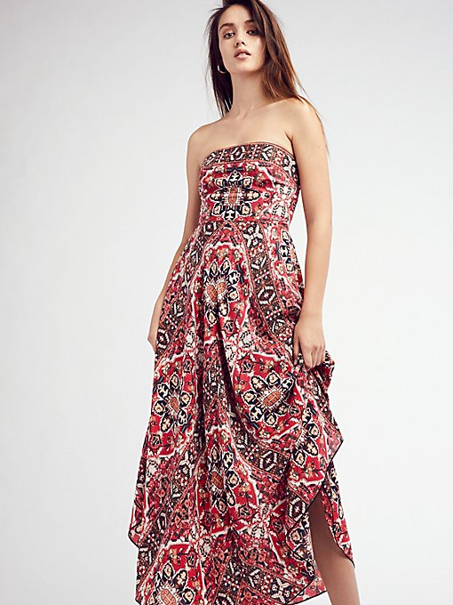 Product Image: Erin's Printed Maxi Dress