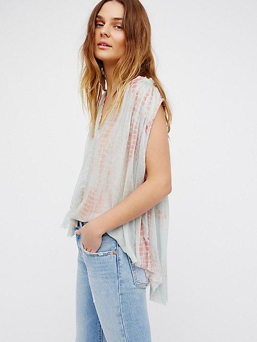 Product Image: Tie Dye Yulia Top