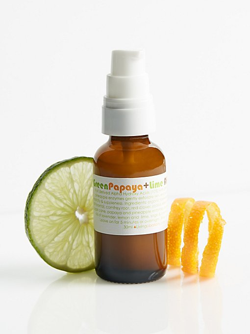 Product Image: Green Papaya & Lime AHA Mask