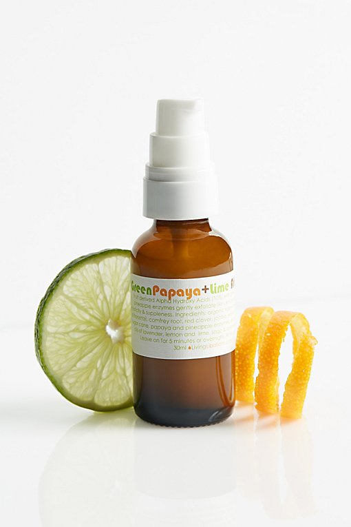 Product Image: Green Papaya & Lime AHA Mask