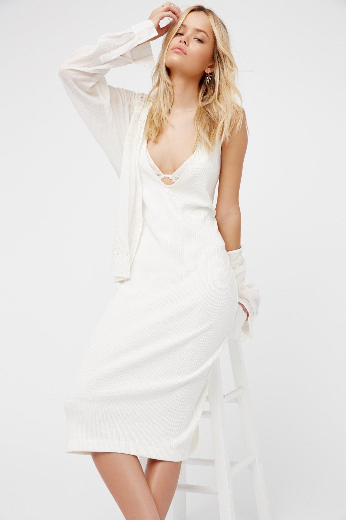 Hubba Hubba Midi Dress