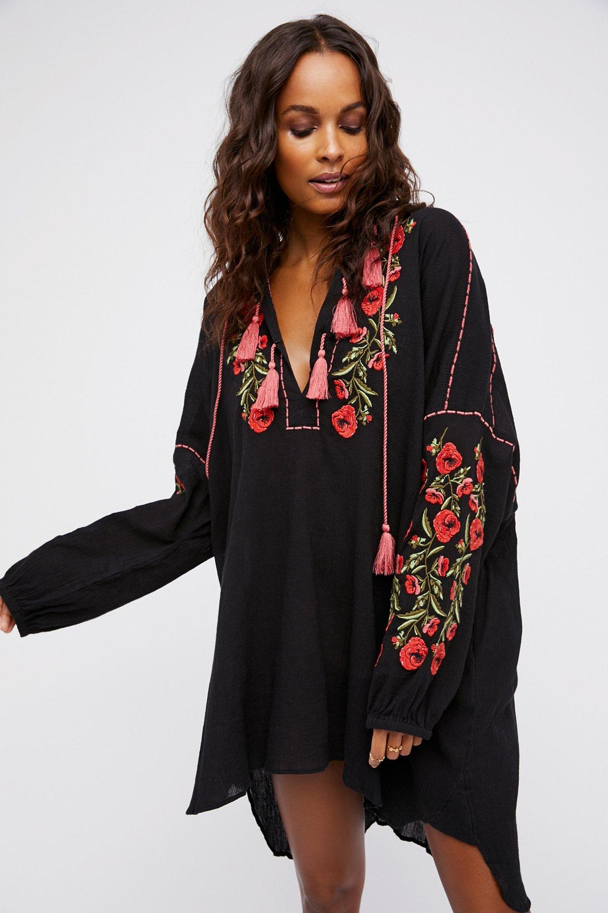 Willow衬衫式连衣裙