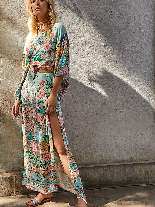 Product Image: Lotus Kimono Co-Ord