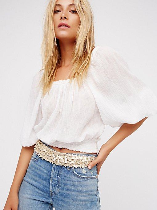 Product Image: Naomi Flower Belt