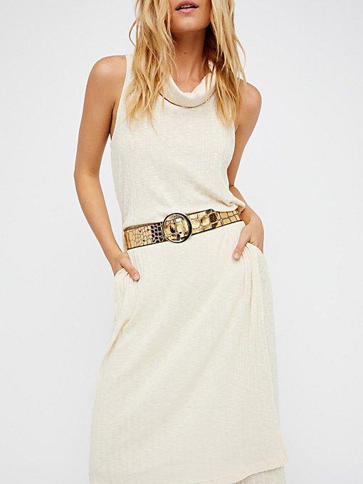 Product Image: Gigi Patent Belt