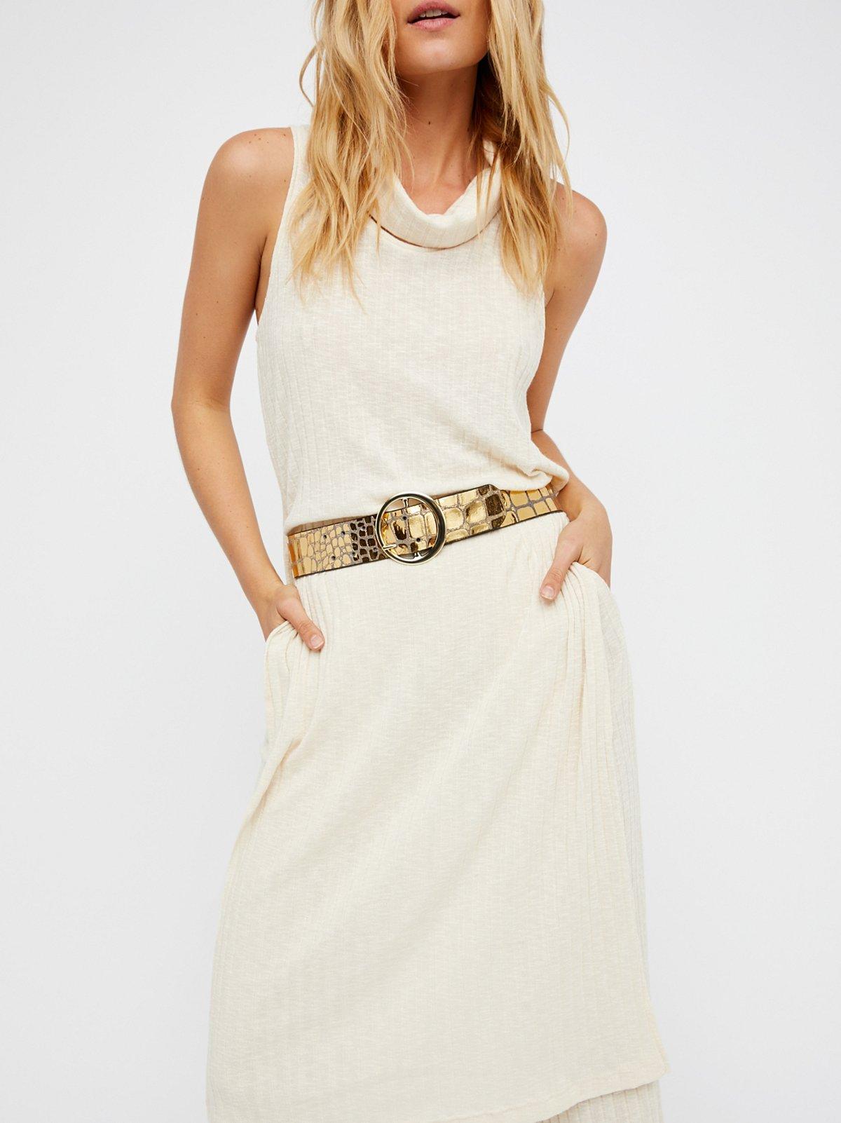 Gigi Patent Belt