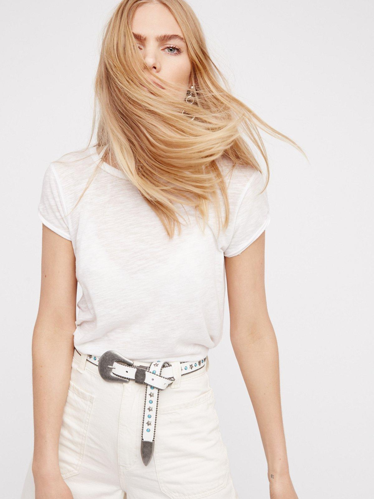 Stella Turquoise Belt