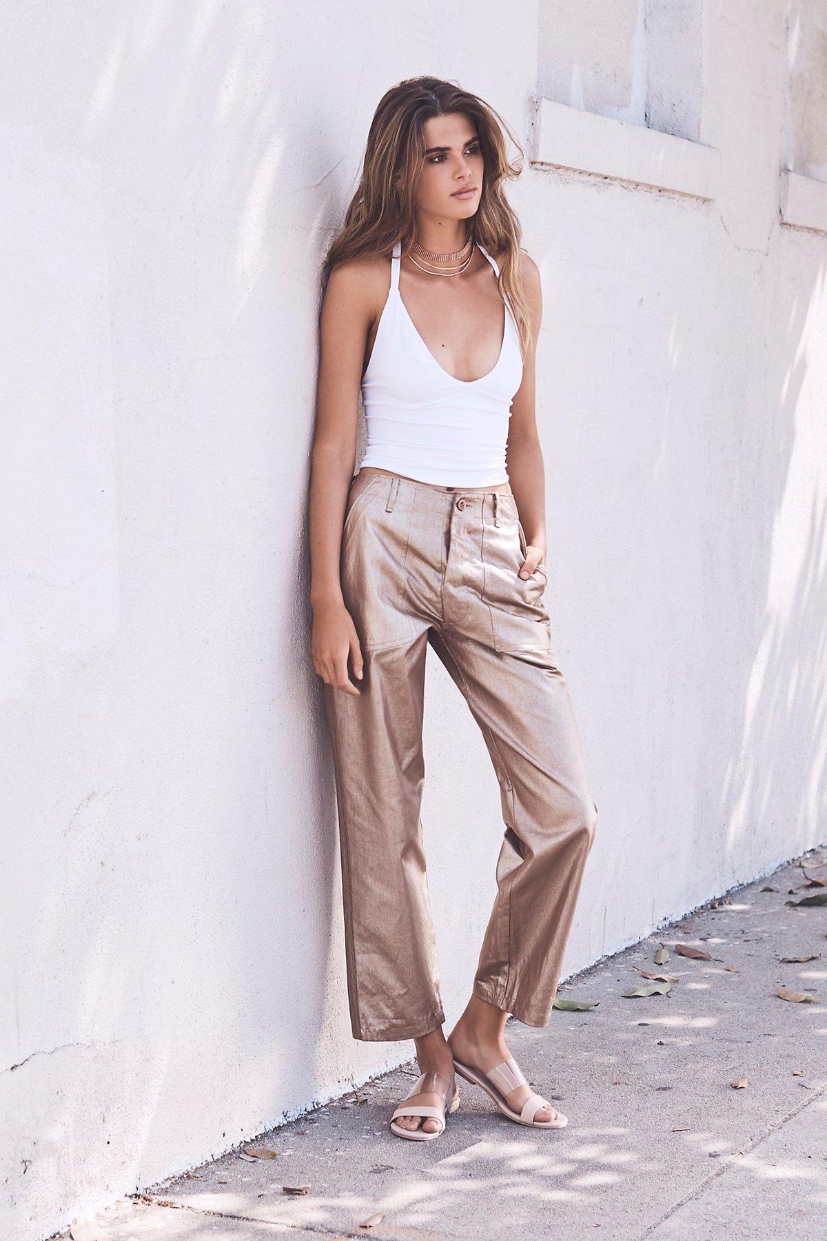 Copper Pant