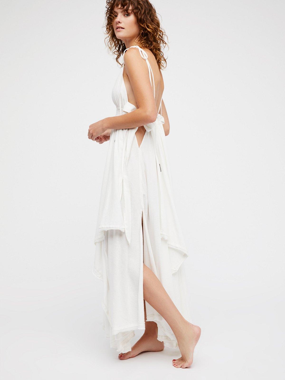 Tropical Heat Maxi Dress