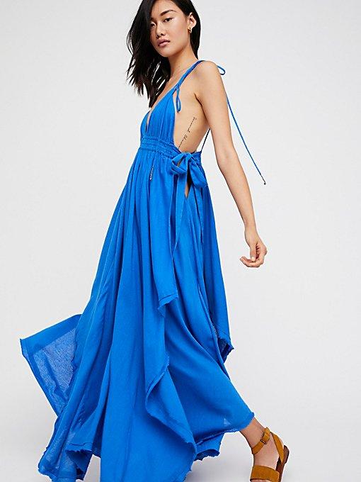 Product Image: Tropical Heat超长连衣裙