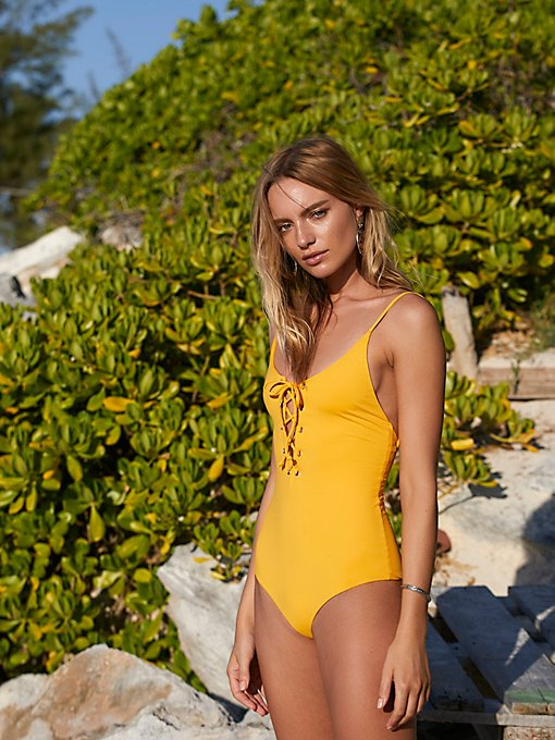 Product Image: Monahan One Piece Swimsuit