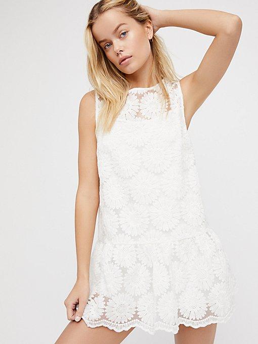 Product Image: Sunflowers Mini Dress