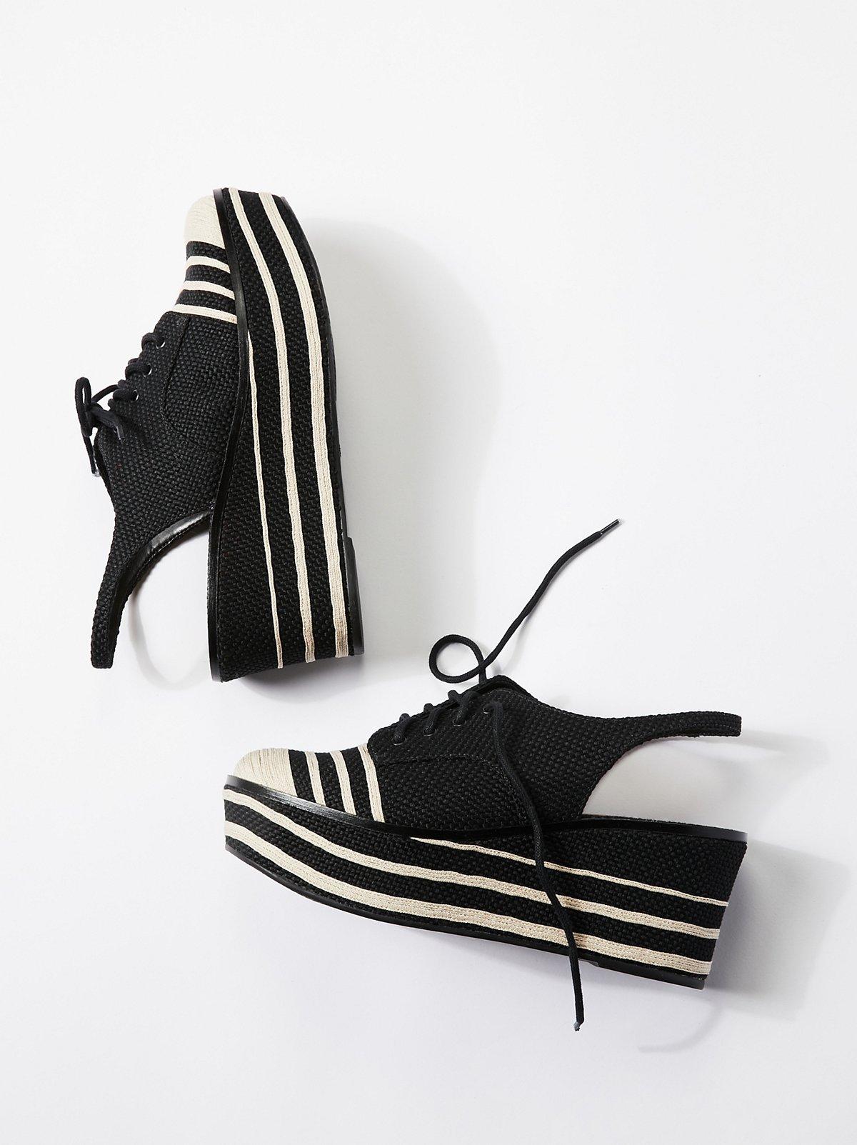 Lavanna厚底男装鞋