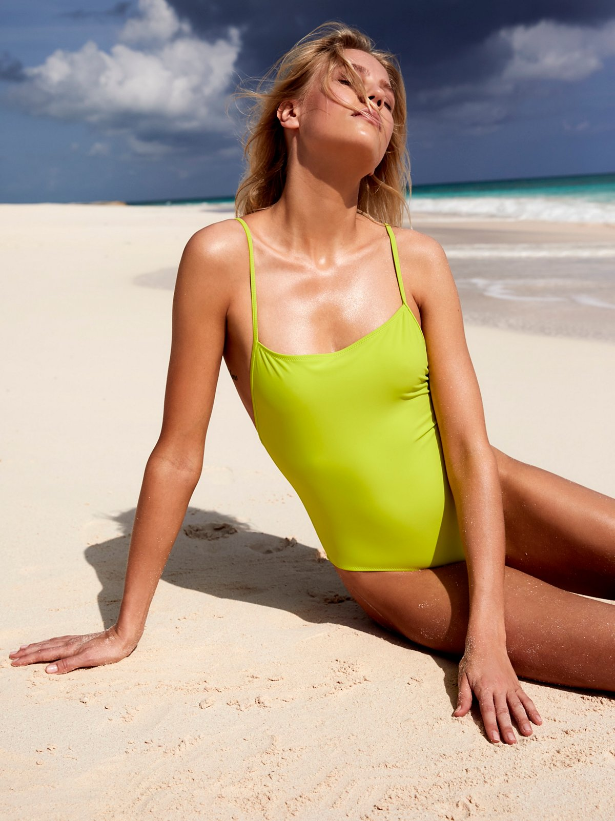 The Chelsea One Piece Swimsuit
