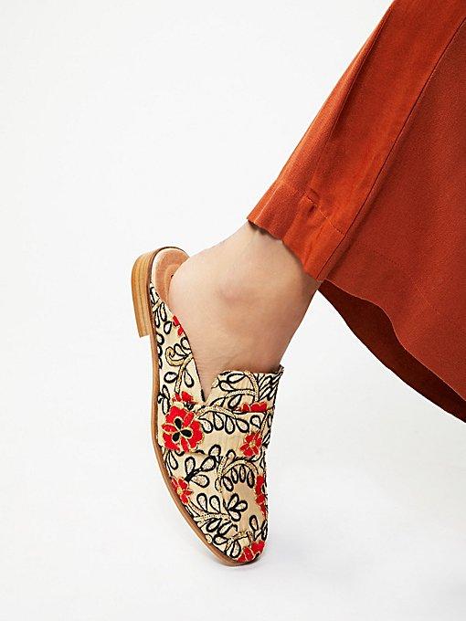 Product Image: 织锦闲适乐福鞋