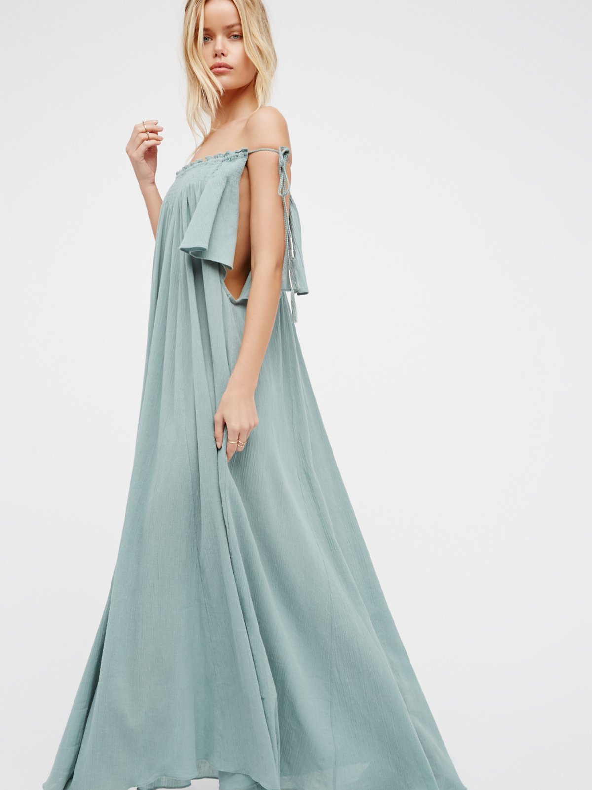 Natasha Maxi Dress