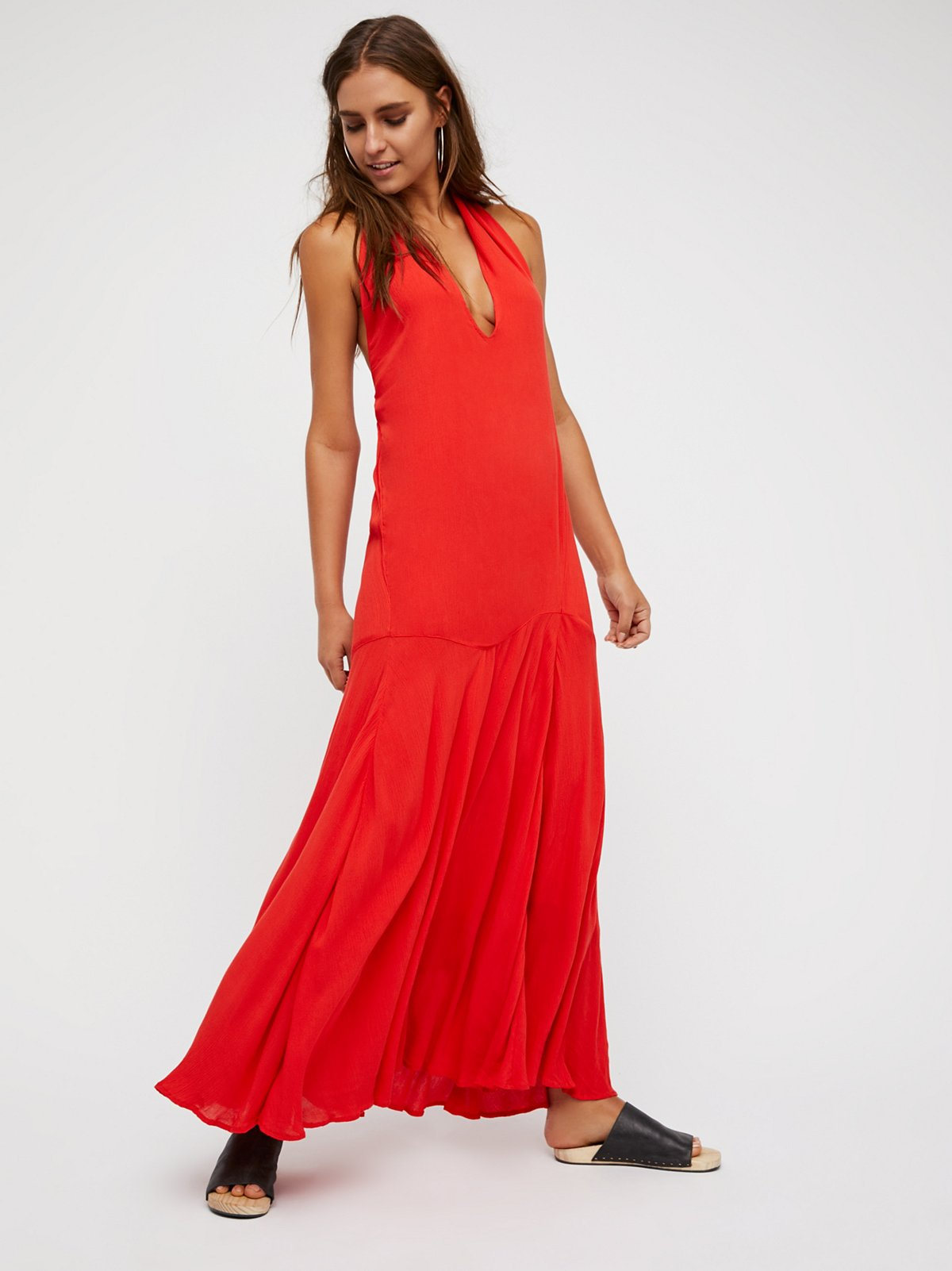 A New Kind Of Love Maxi Dress
