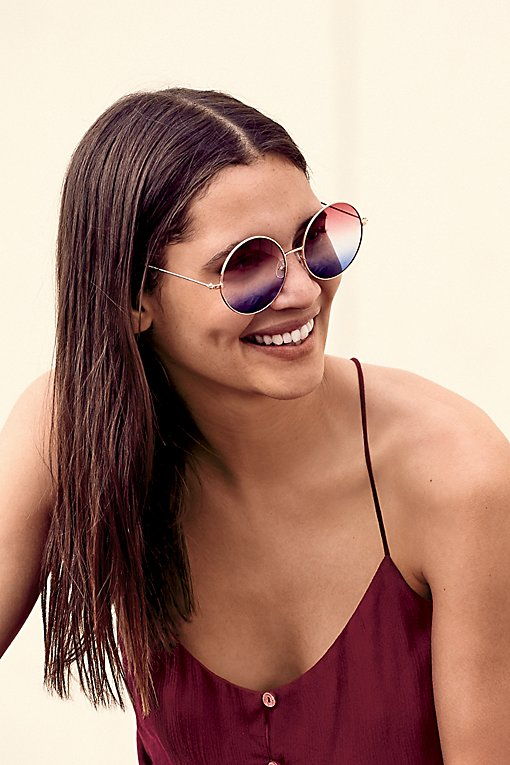 Product Image: Ocean Drive Round Sunnies