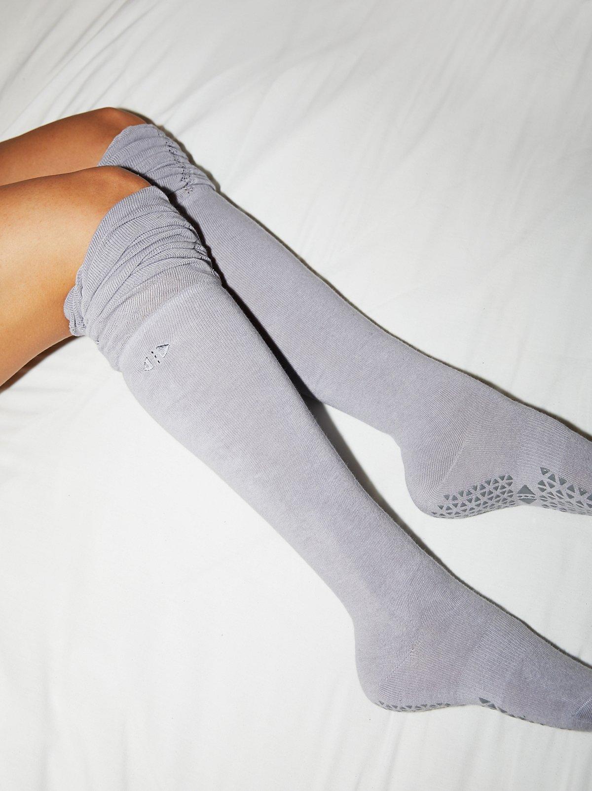 Charlie Over The Knee Dance Sock