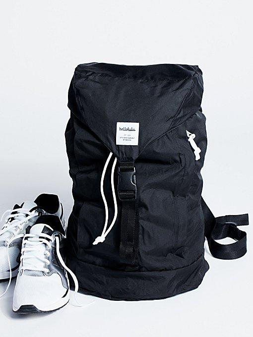 Product Image: Fran可收纳双肩背包