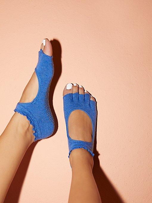 Product Image: Lace Namaste Yoga Sock