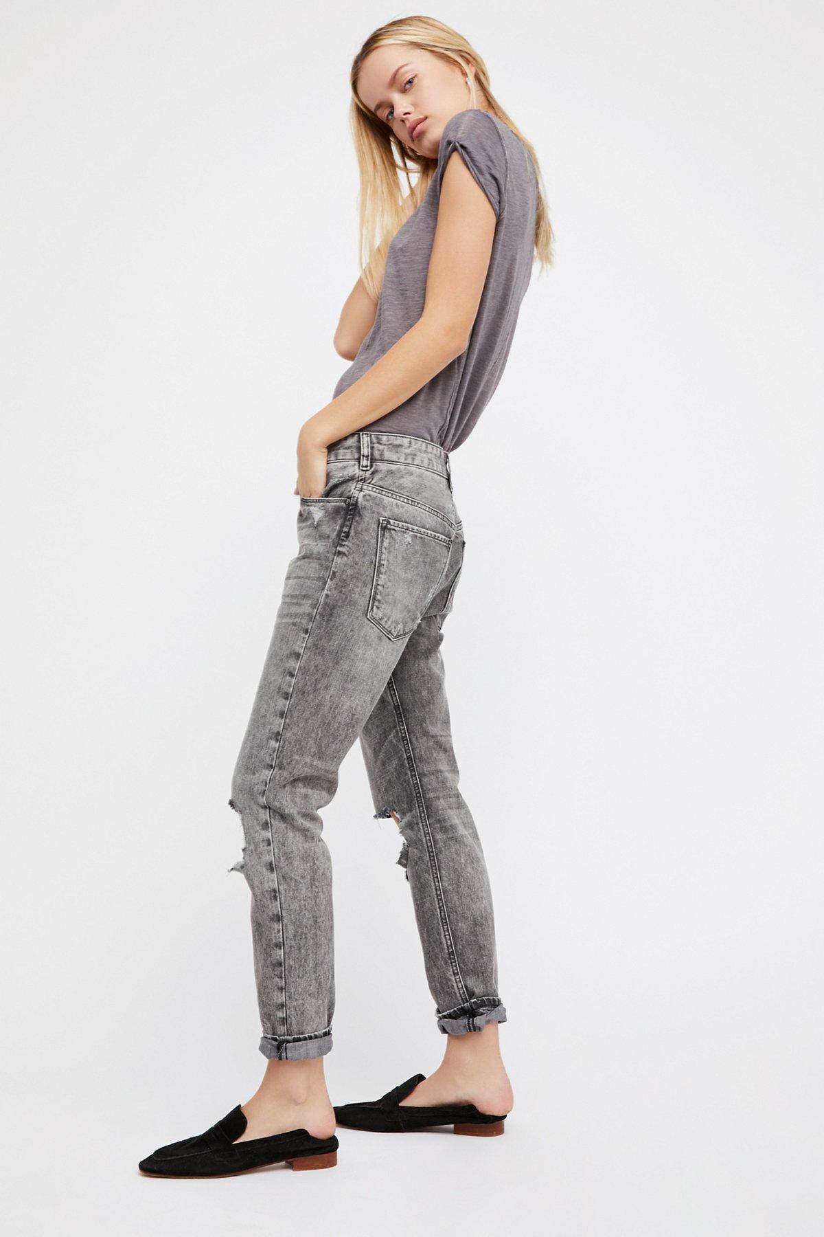 L'Adorable Boyfriend Jeans