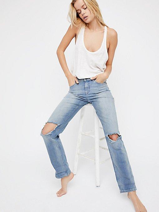 Product Image: Supreme Straight Leg Jeans