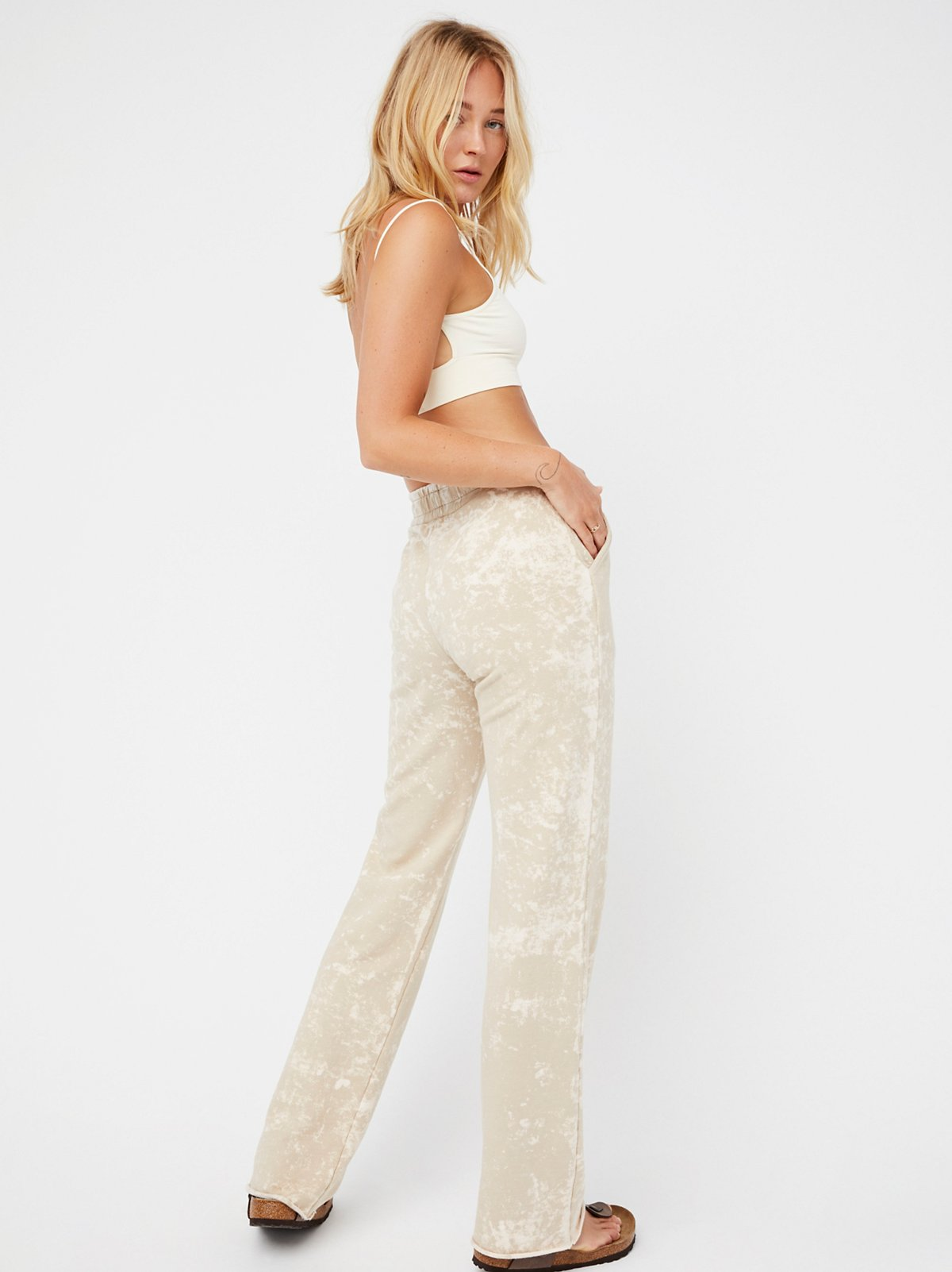 Milan High Waisted Trouser Pant