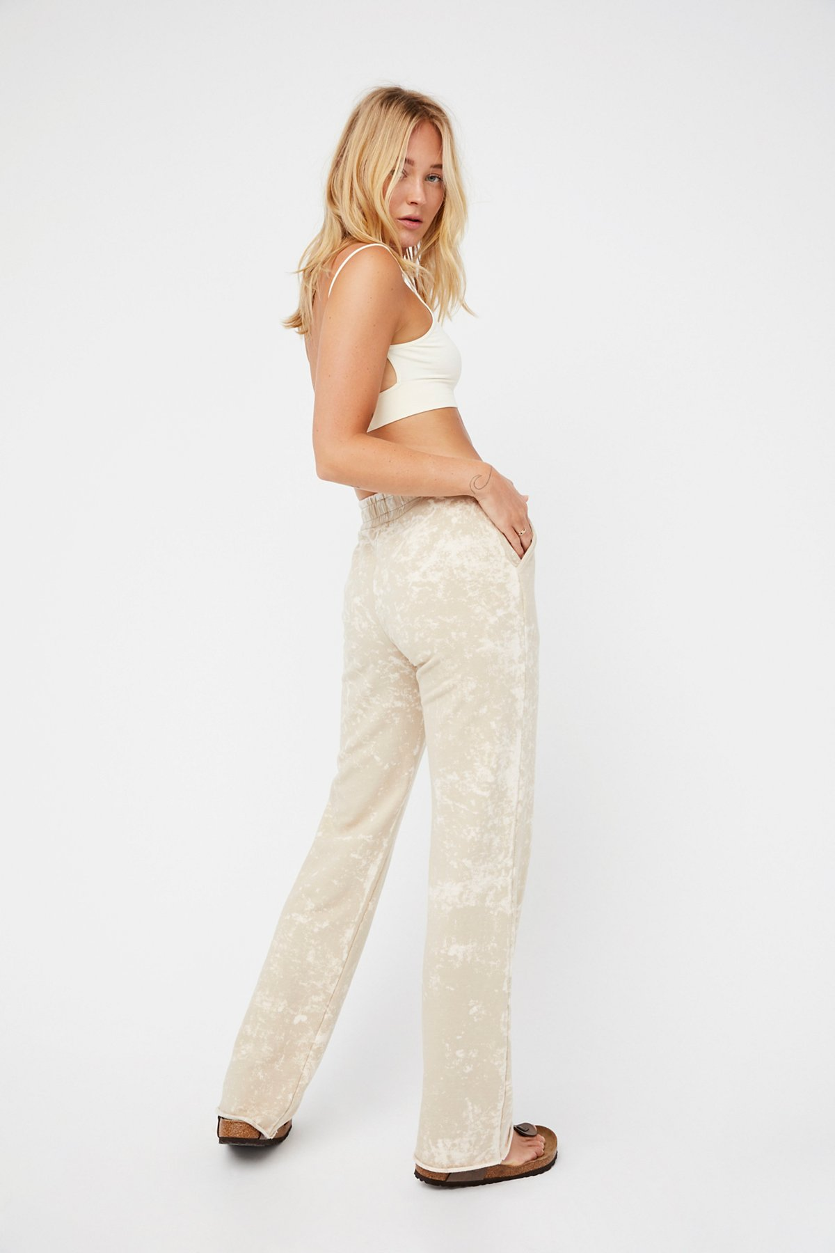 Milan High Waisted Trouser Pant