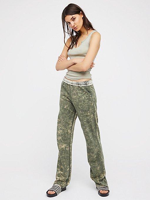 Product Image: Milan高腰阔腿裤