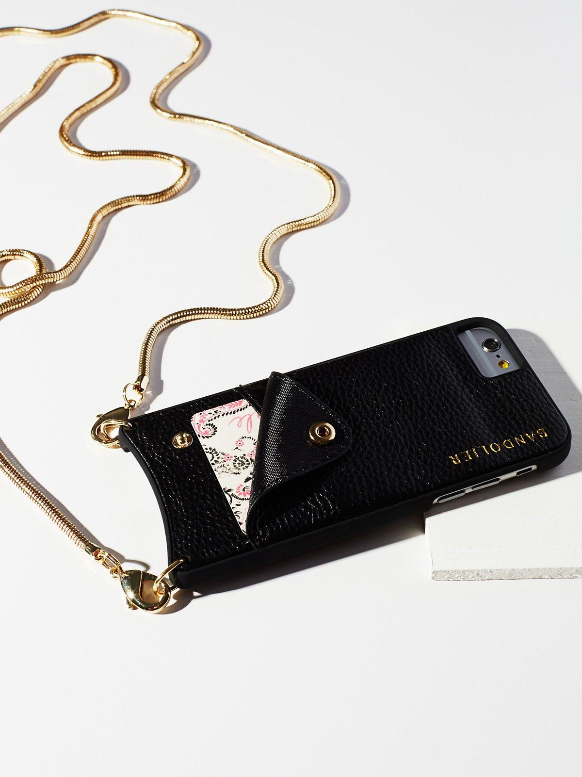 Belinda斜挎iPhone皮套