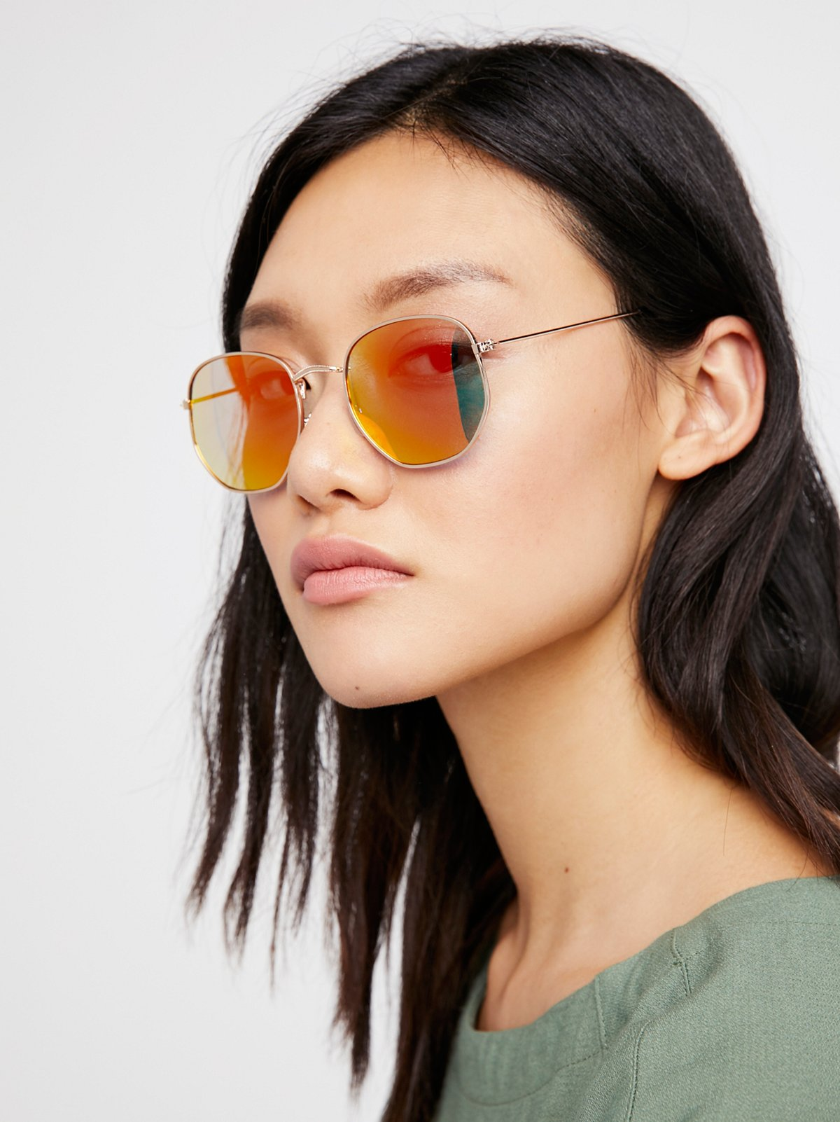 Renegade Angled Sunnies