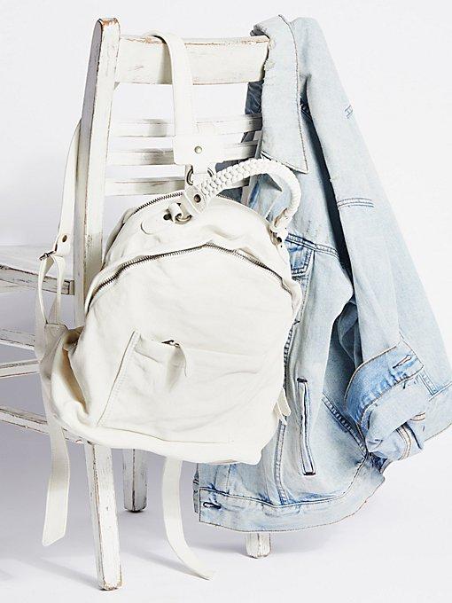 Product Image: Quartz Distressed Backpack